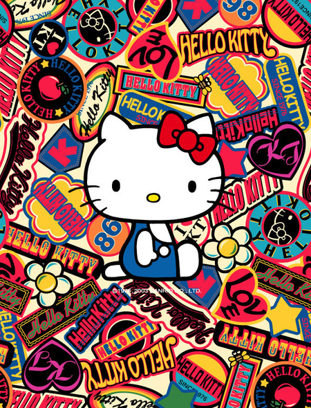 Hello Kitty Wallpaper for Amazon Kindle Fire 450x590