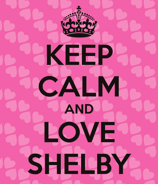 The Name Shelby Wallpaper Wallpapersafari