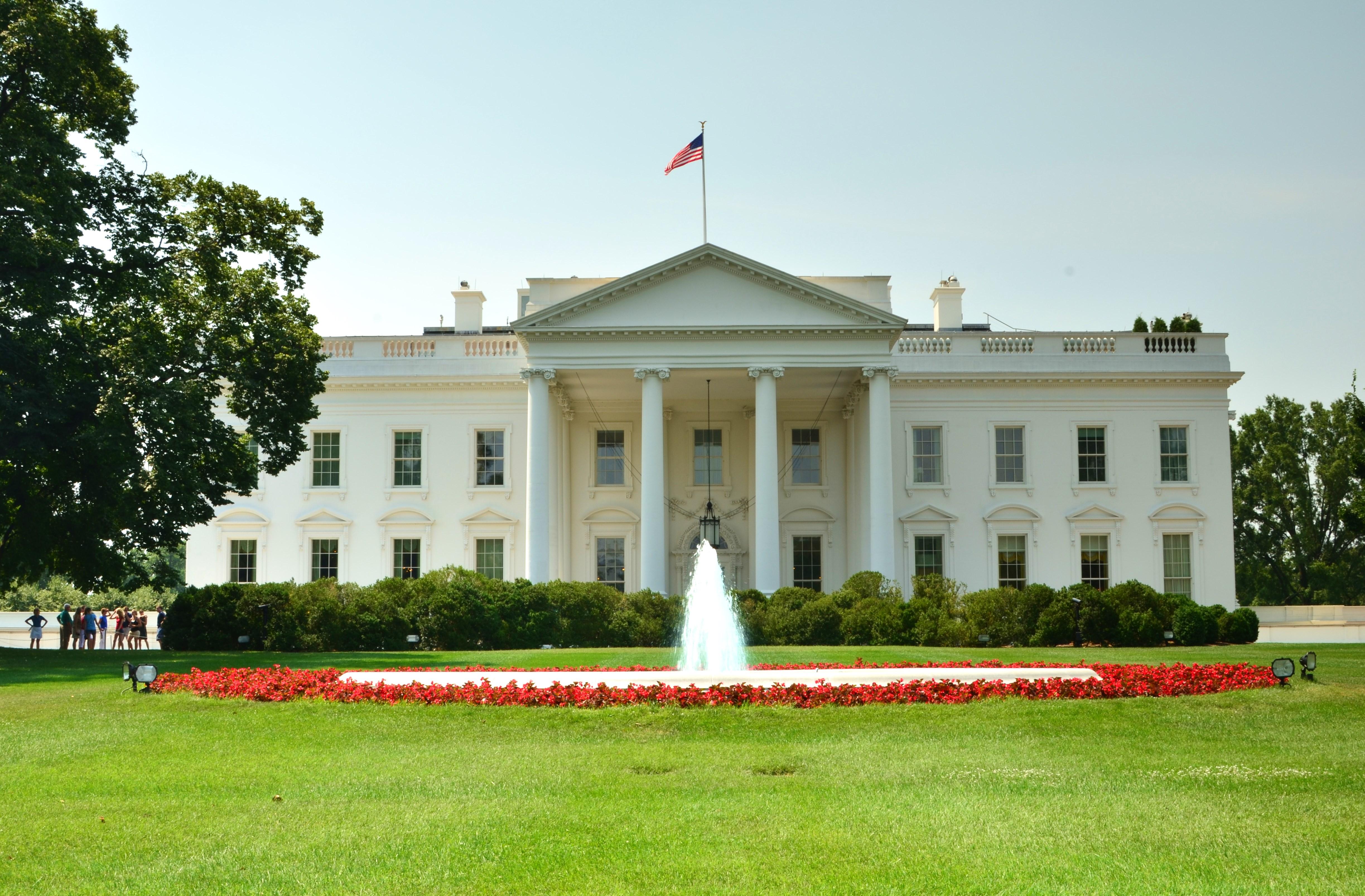 White house wallpaper wallpapersafari for The white housse