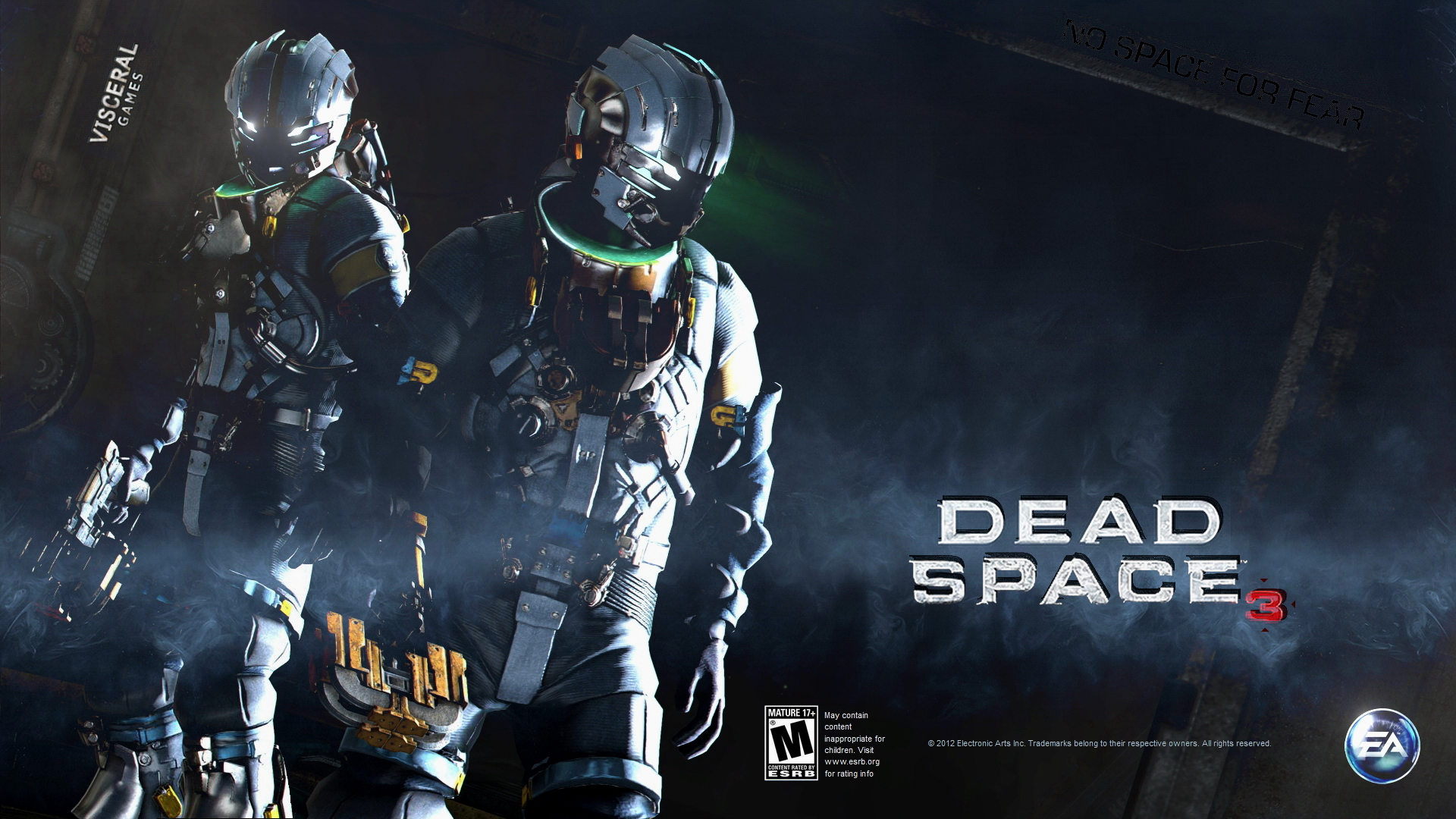 Dead Space 3 Game 2013 Wallpapers HD Wallpapers 1920x1080