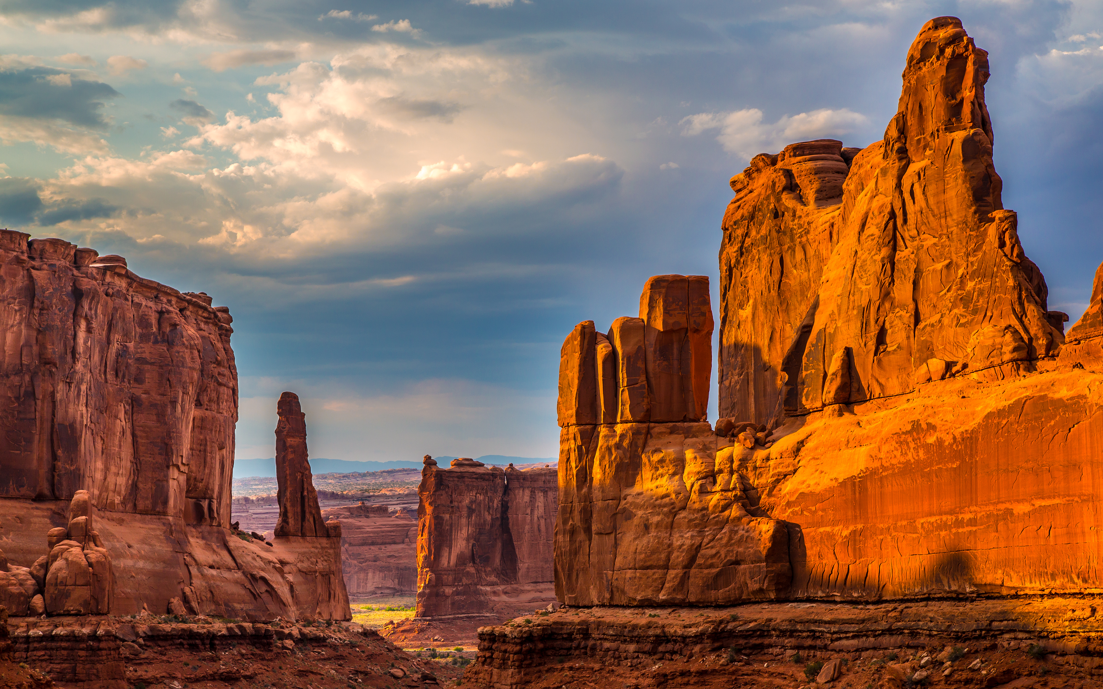 National Park Utah United States wallpapers and images   wallpapers 3840x2400
