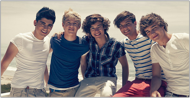 one direction phone wallpaper by onedirectioner22 614x316