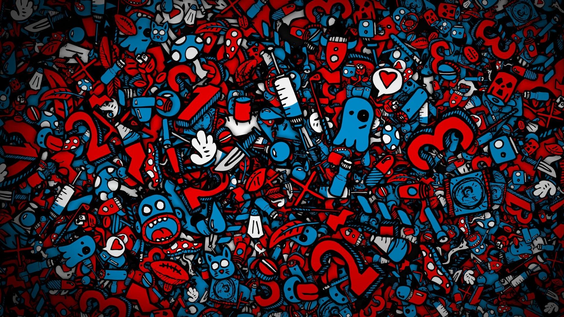 47 3d Red Wallpaper On Wallpapersafari