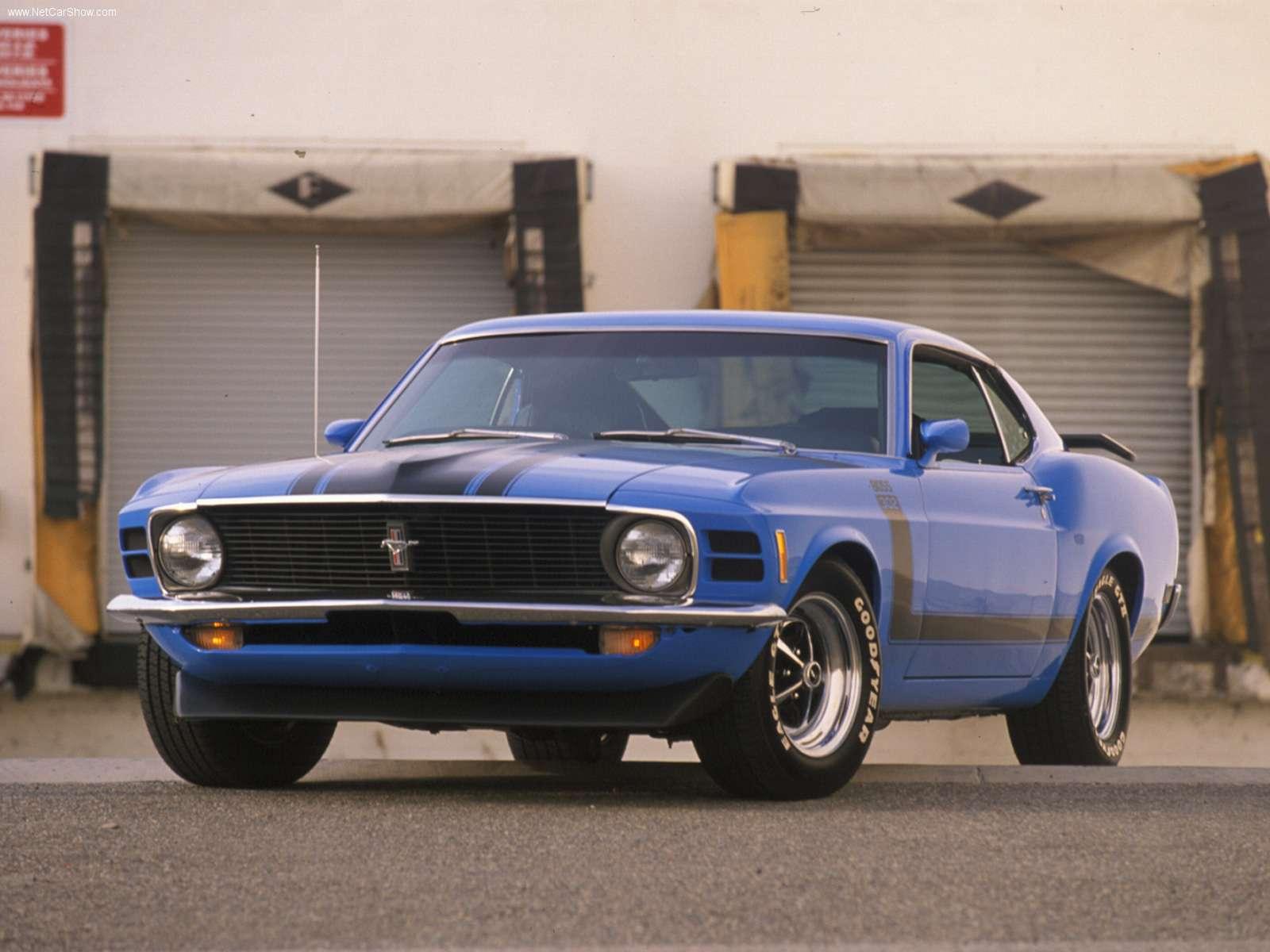 Ford Mustang Boss 302 Wallpaper WallpaperSafari