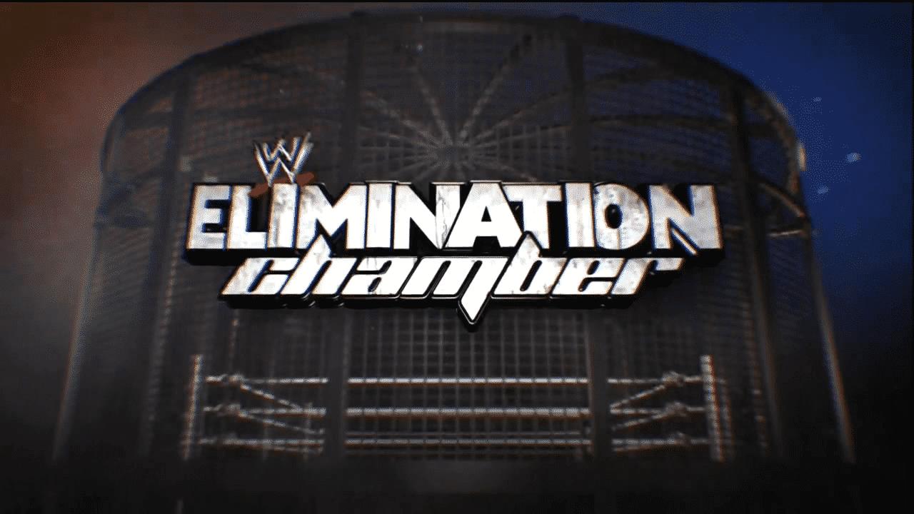 WWE Elimination Chamber   Captura de pantalla   Superluchas 1280x720