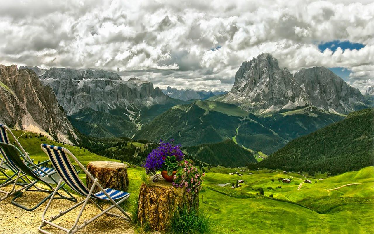 Springtime Backgrounds - WallpaperSafari