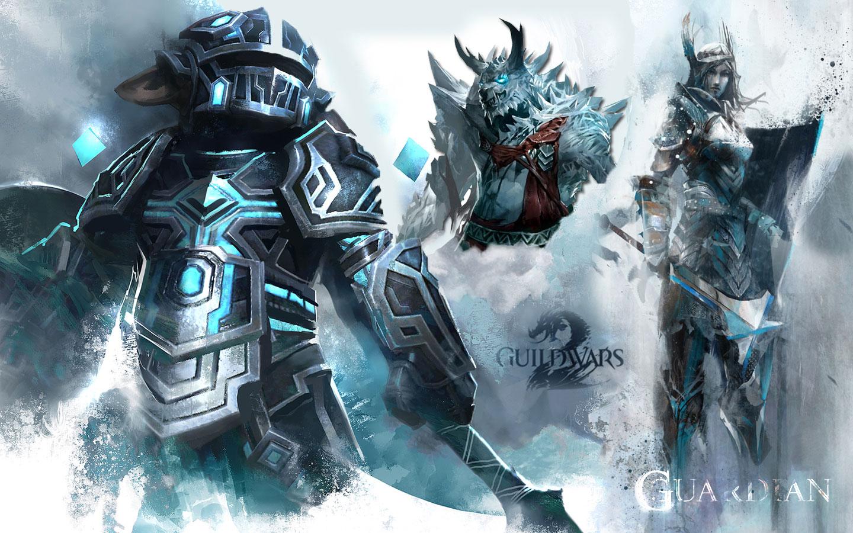 Guild Wars 2 Wallpaper: Guild Wars 2 Guardian Wallpaper