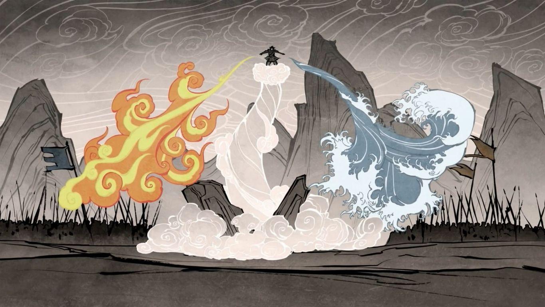 Avatar   The Last Airbender wallpaper 18818 1365x768