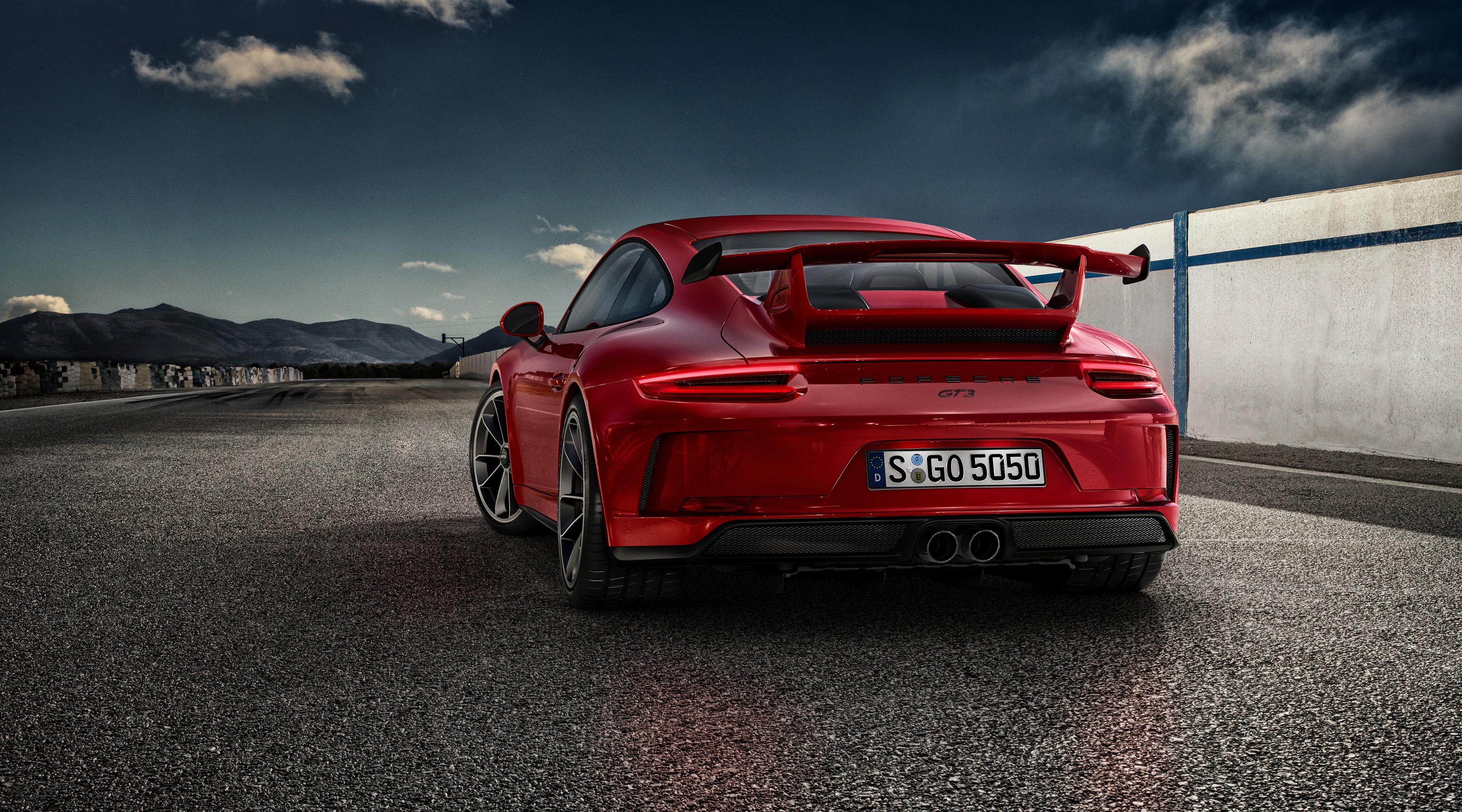 Porsche 911 GT3 HD Wallpaper Background Image 3600x2000 ID 3600x2000
