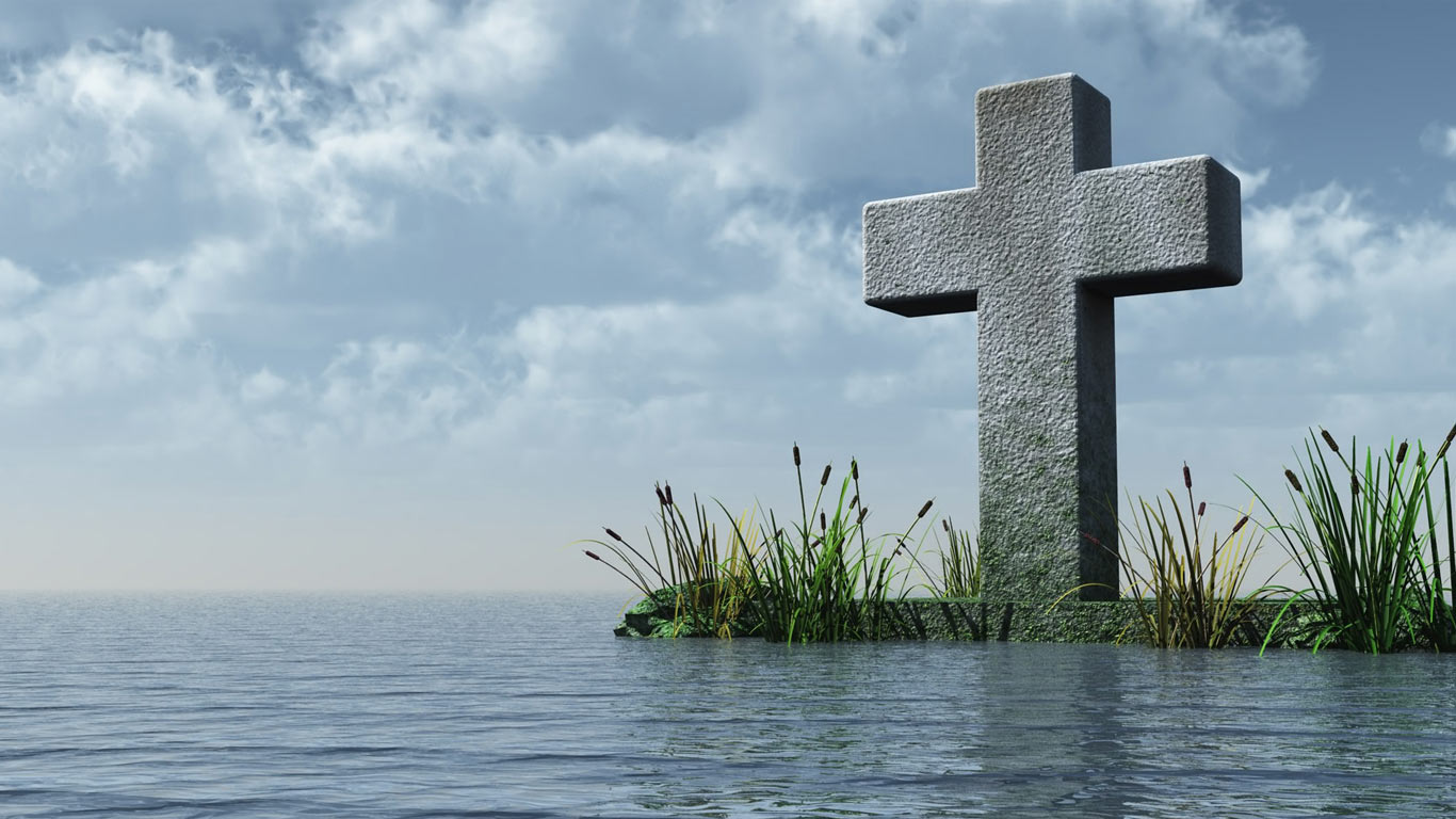 Pics Photos   Jesus Cross Wallpaper Hd Wallpapers 1366x768