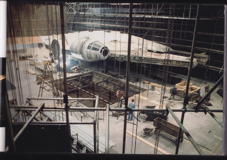 star wars millennium falcon Movie Star Wars HD High Quality Wallpaper 728x512