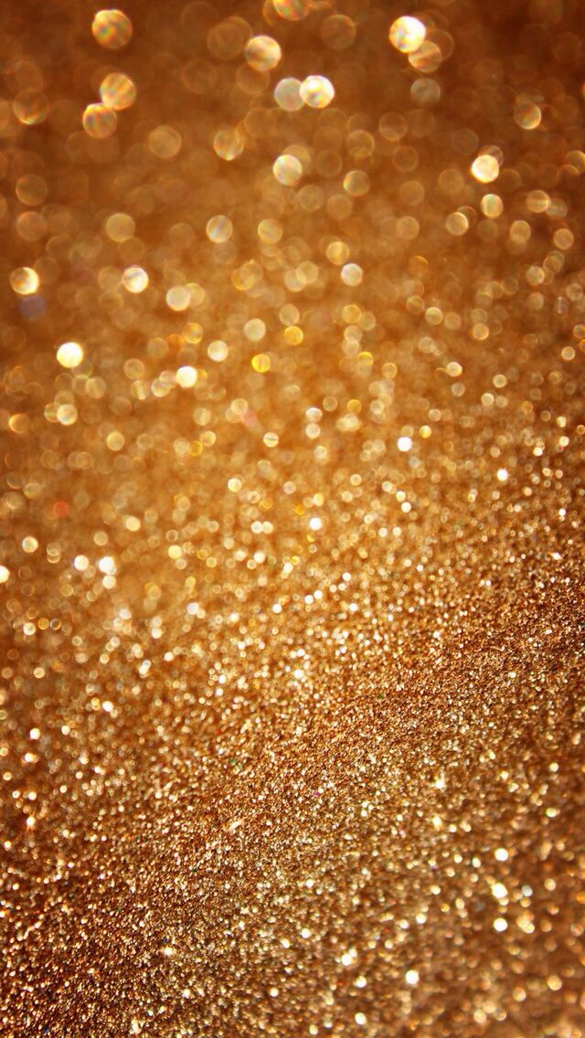 Gold glitter background wallpaper wallpapersafari - Rose gold glitter iphone wallpaper ...
