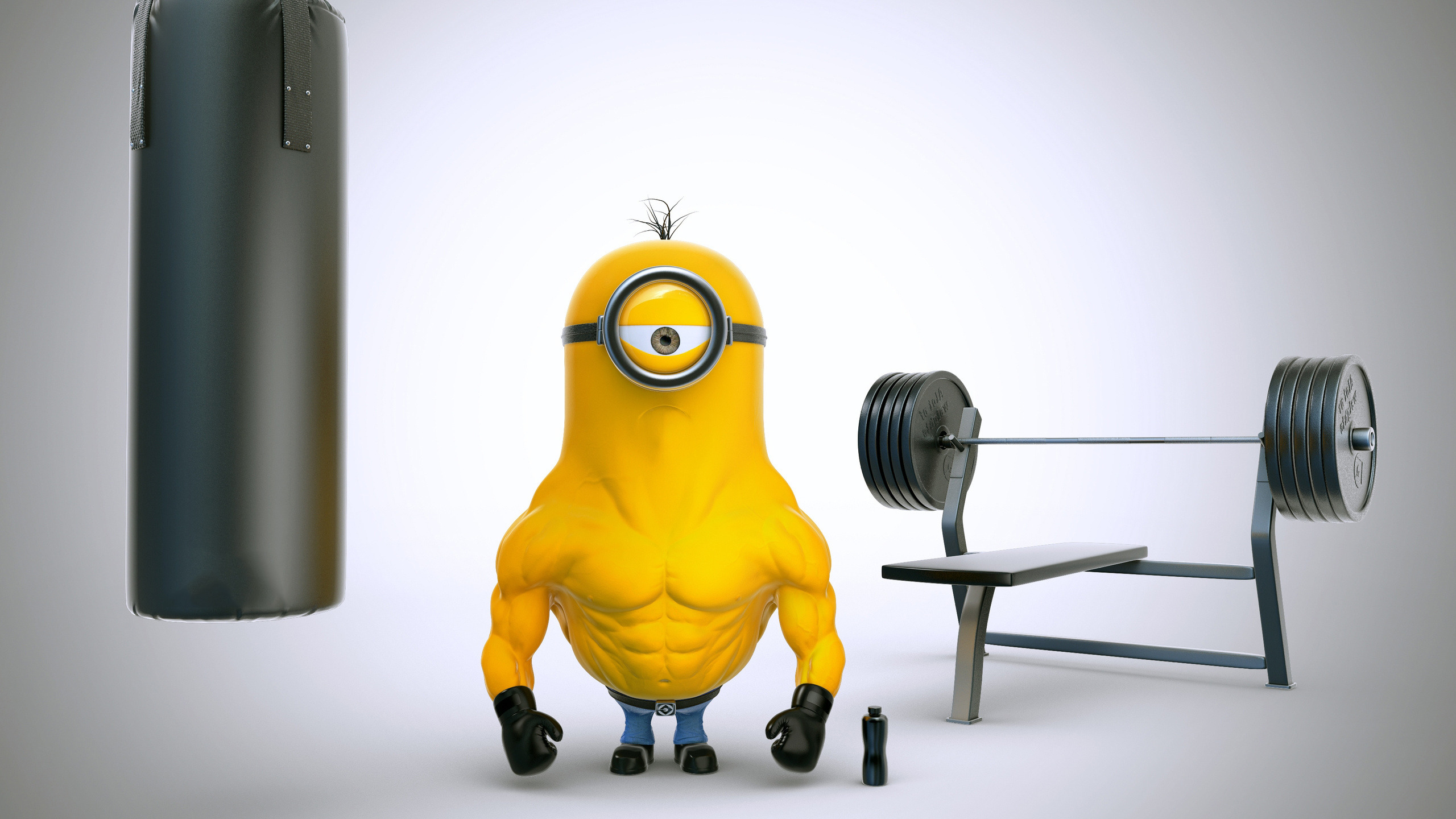 Minion wallpaper 29780 2560x1440