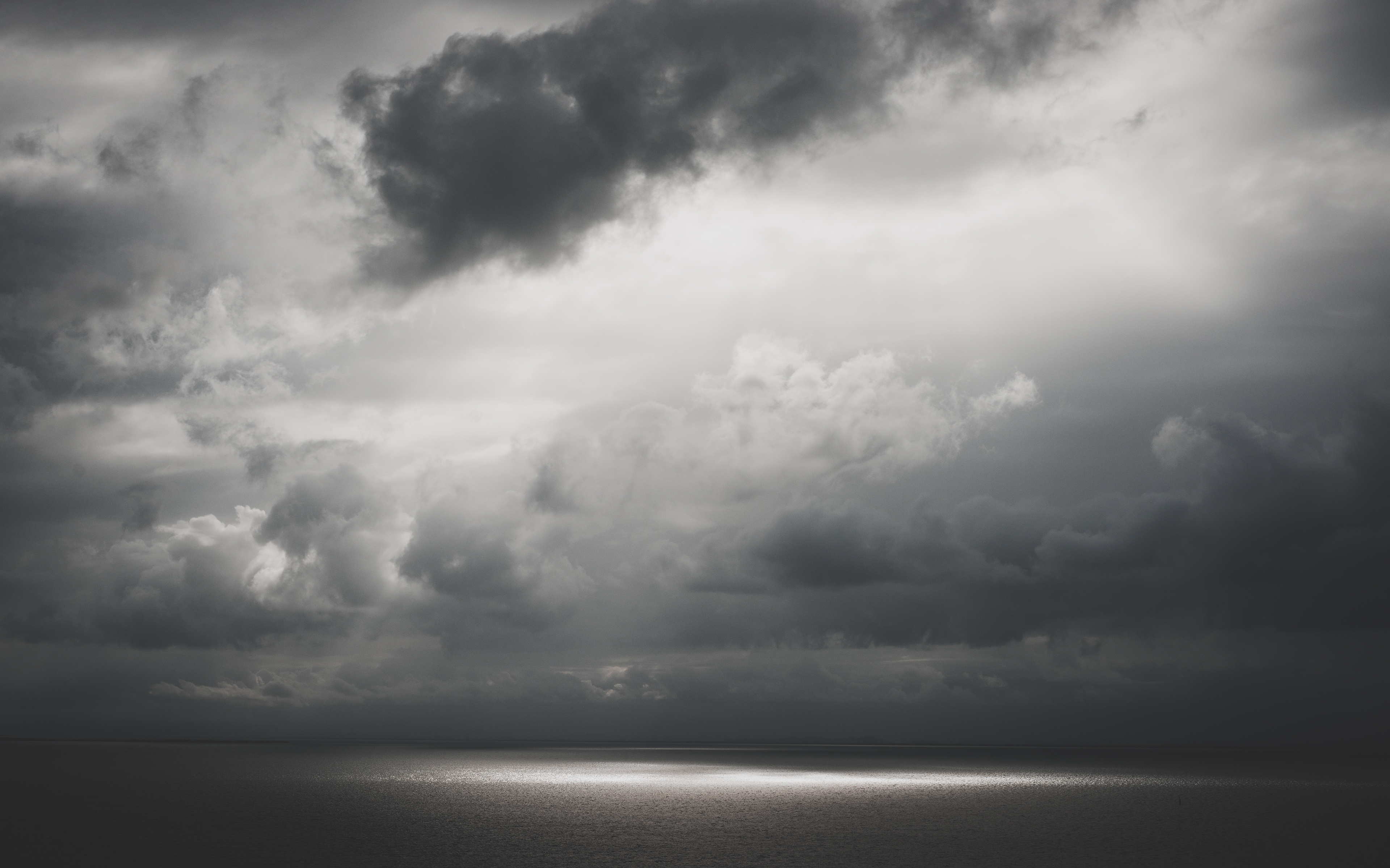 Sad gray sky wallpapers and images   wallpapers pictures photos 3840x2400