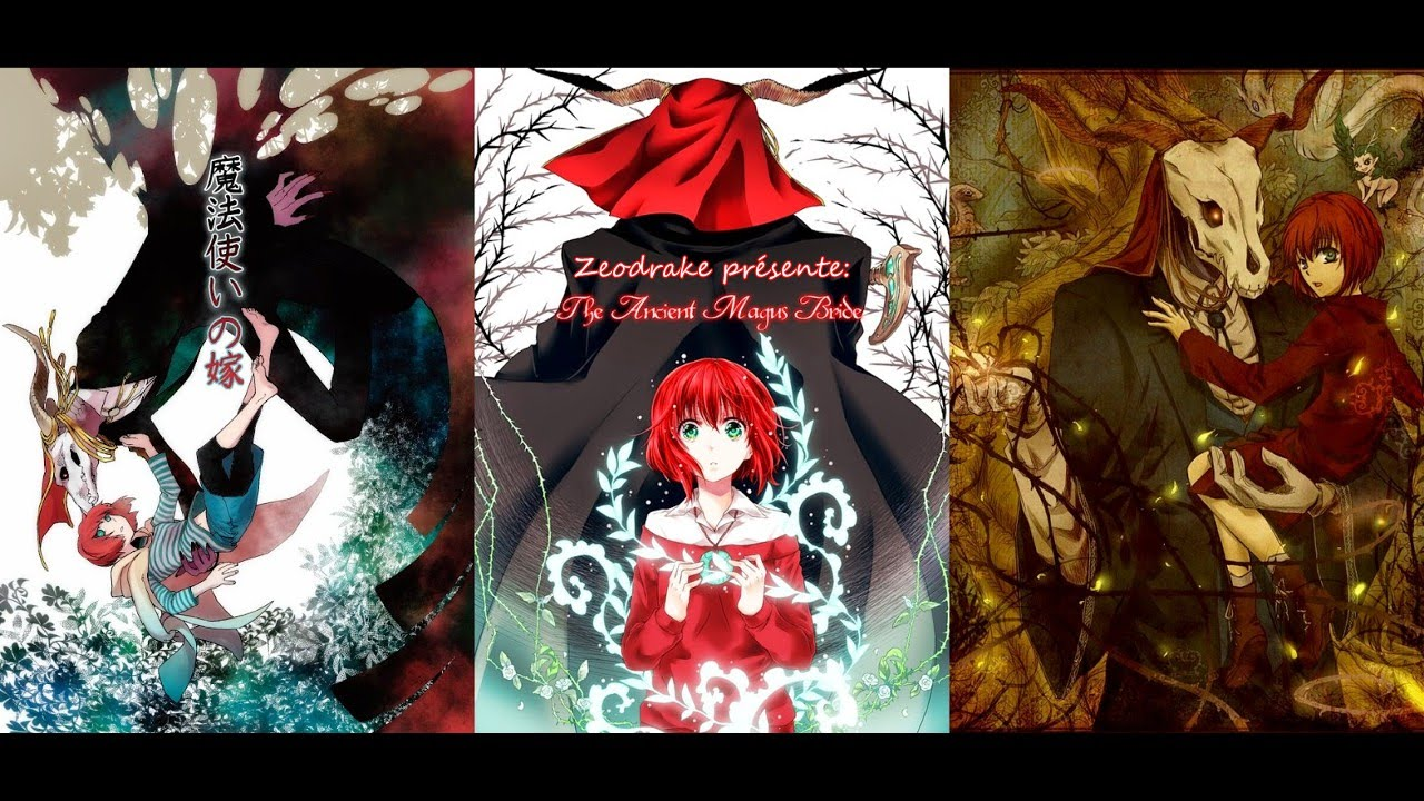 The Ancient Magus Bride wallpapers Anime HQ The Ancient 1280x720