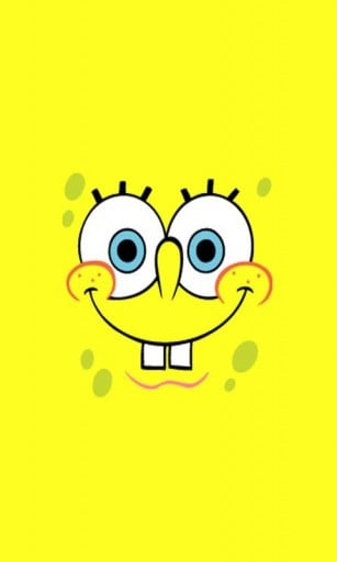 View bigger Spongebob Face Live Wallpaper for Android screenshot 307x512