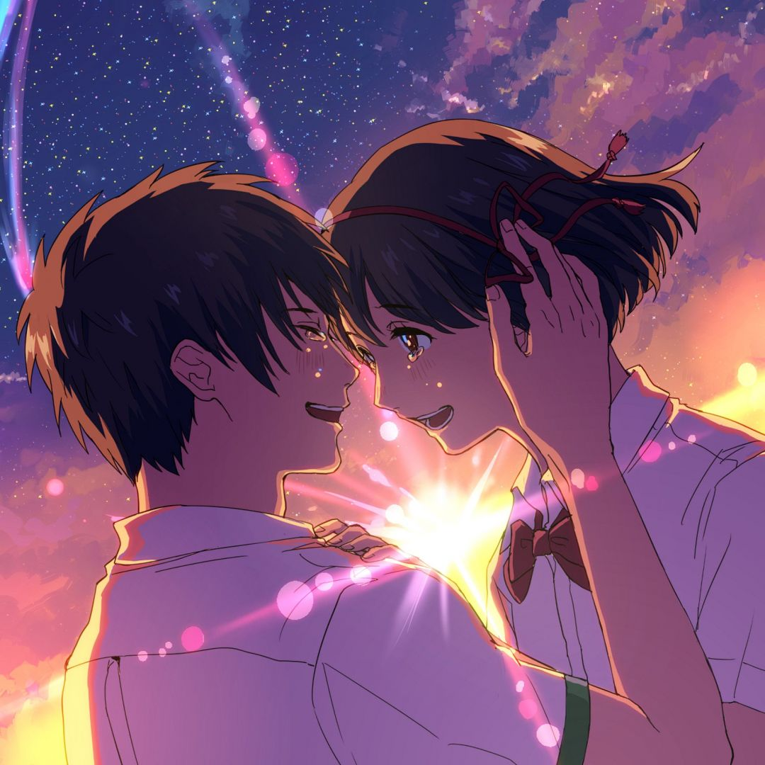 51] Anime Love 2020 Wallpapers on WallpaperSafari 1080x1080