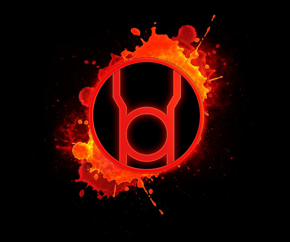 Red Lantern Emblem by Razelim 960x800