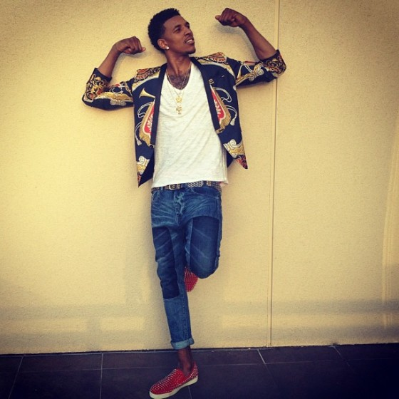 Nick Young Basketball Player Profile And Images 2013 All 560x560