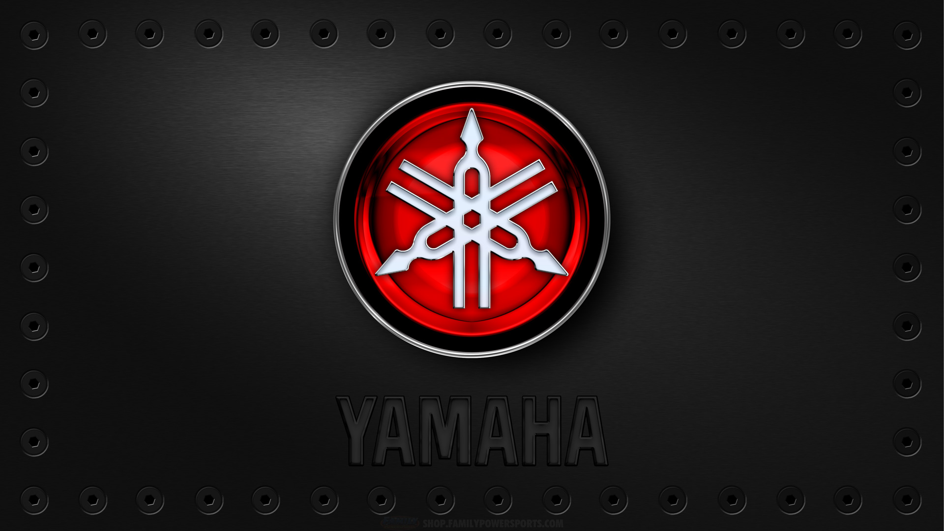 yamaha logo wallpaper 2 1920x1080