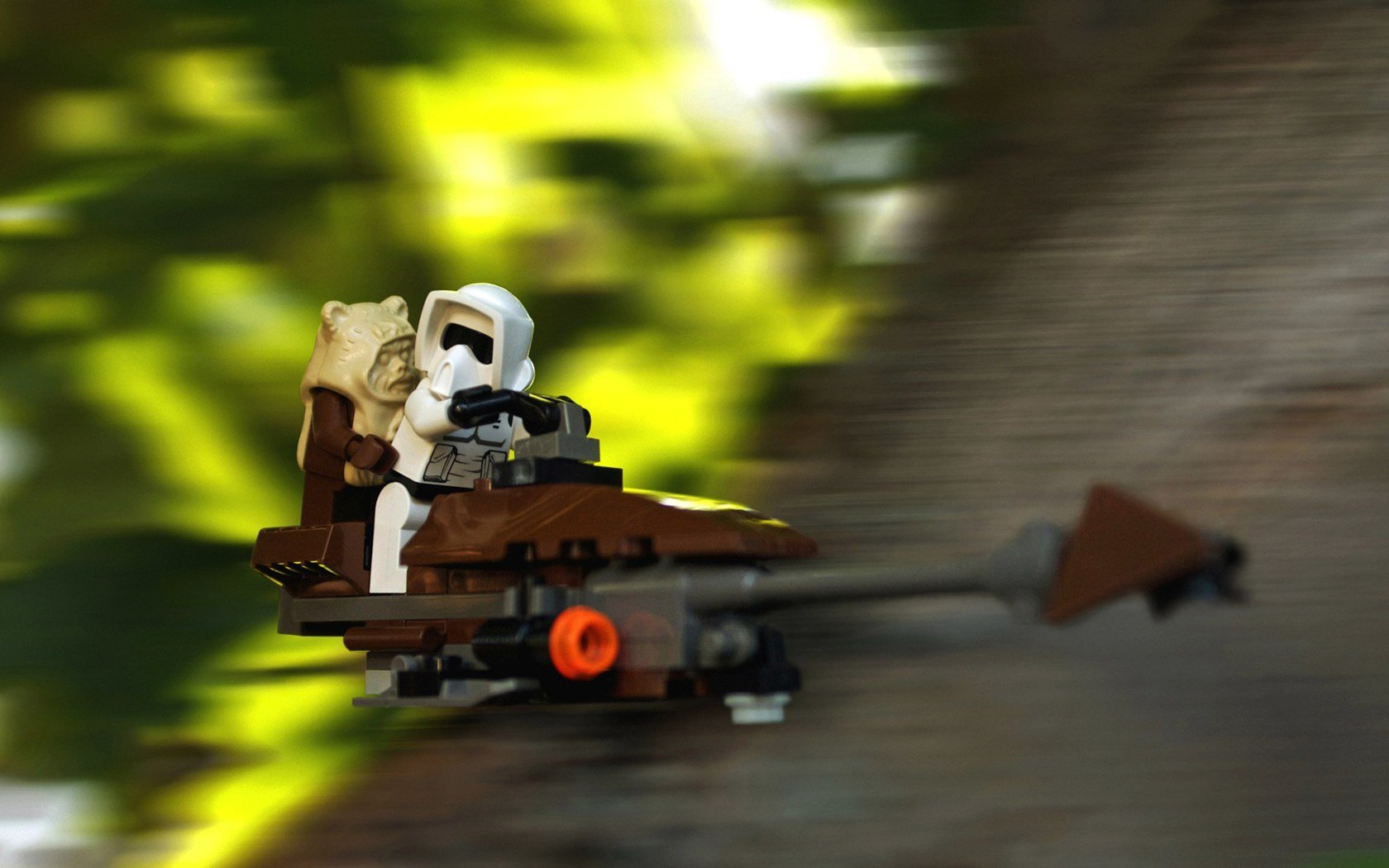 LEGO Wallpapers Of Funny Lego Star War S And Toys 1680x1050