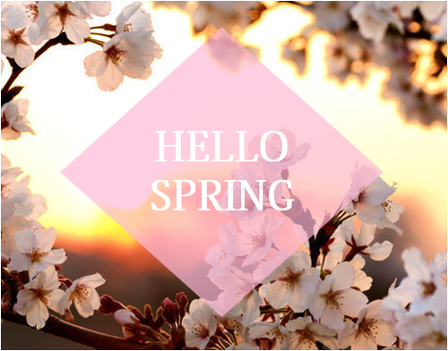 Hello Spring Tumblr Images Pictures   Becuo 500x392