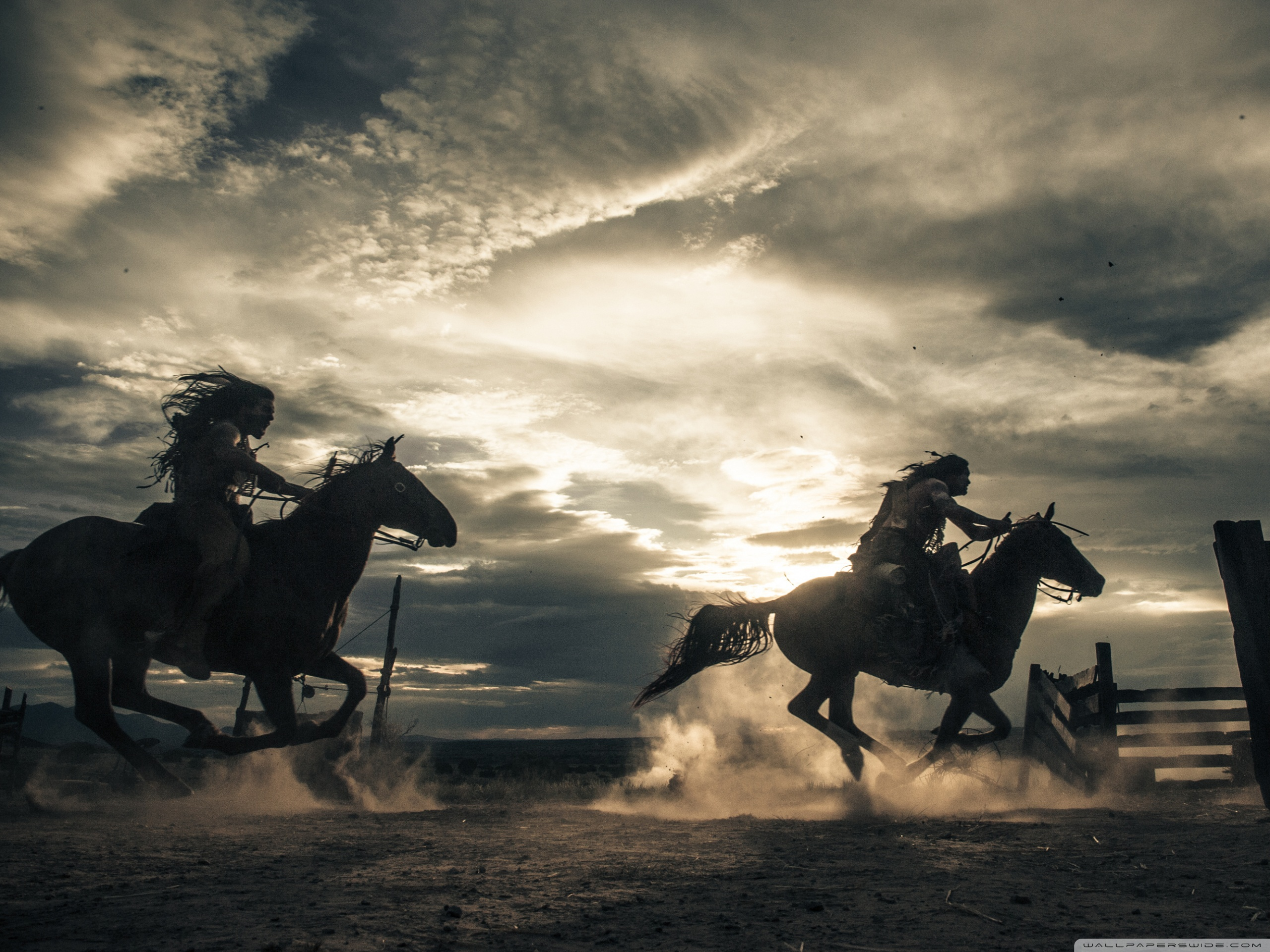 Riders Indians Western wallpapers and images   wallpapers pictures 2560x1920