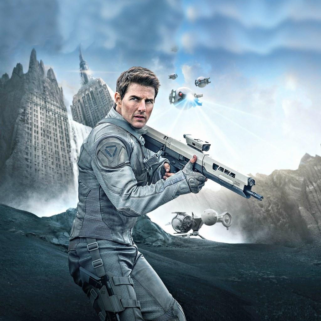 Tom Cruise wallpaper Oblivion   Splendid Wallpaper HD 1024x1024