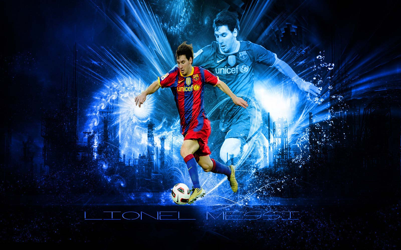All Wallpapers Lionel Messi hd New Nice Wallpapers 2013 1600x1000