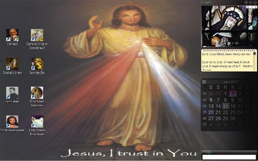 50+] Free Catholic Wallpaper and Screensavers on WallpaperSafari