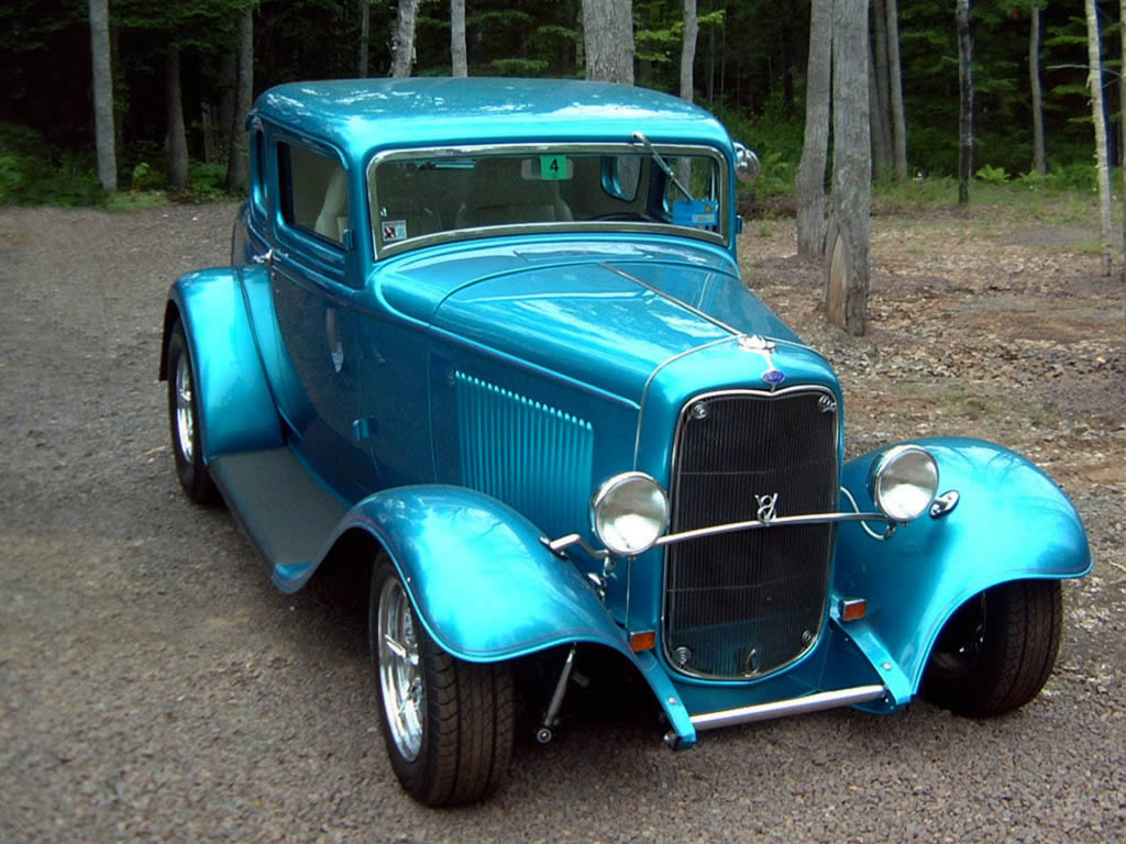 Hot Rods And Custom Cars For Sale Uk
