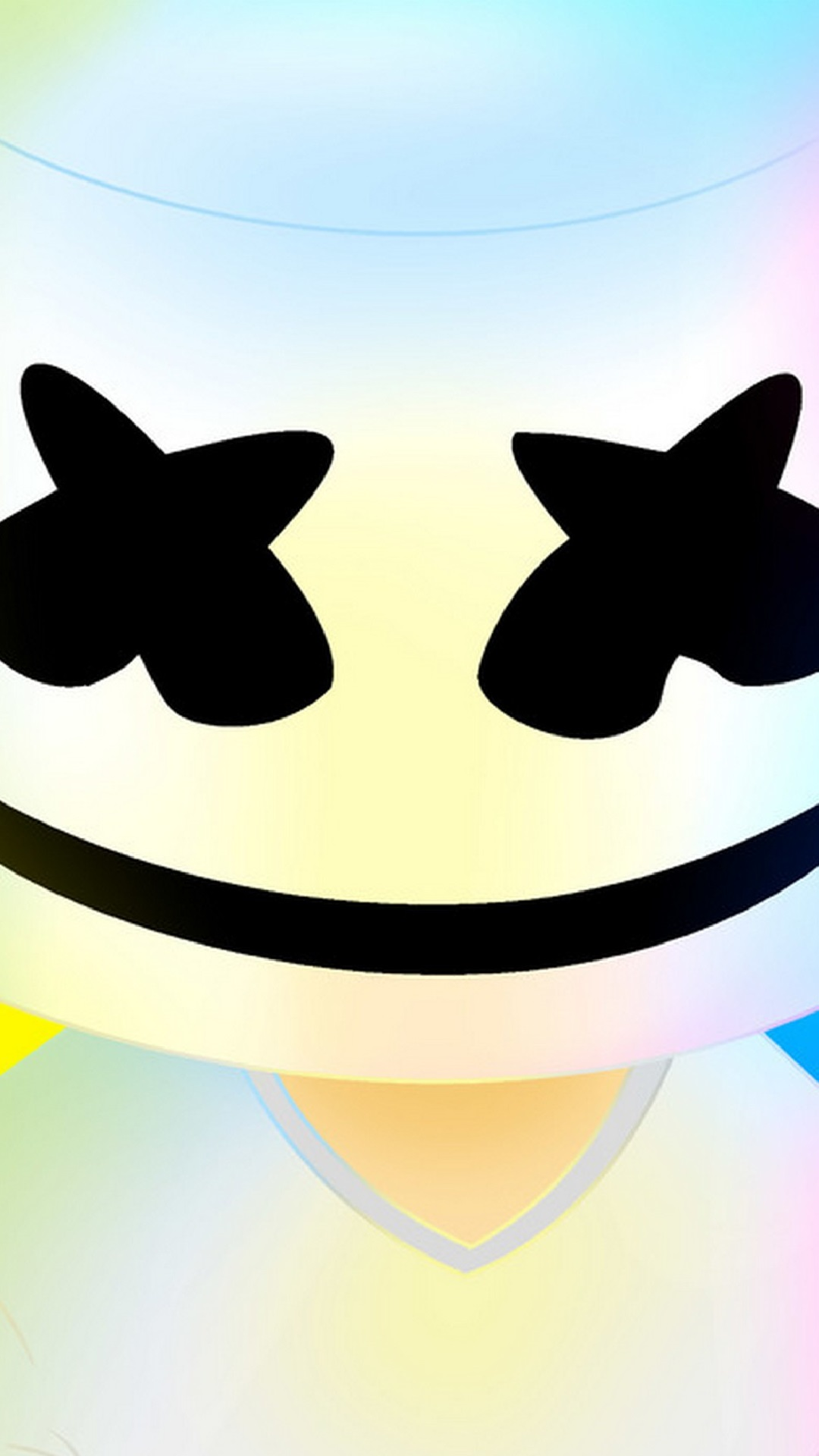 Marshmello iPhone Home Screen Wallpaper   2021 Cute iPhone Wallpaper 1080x1920