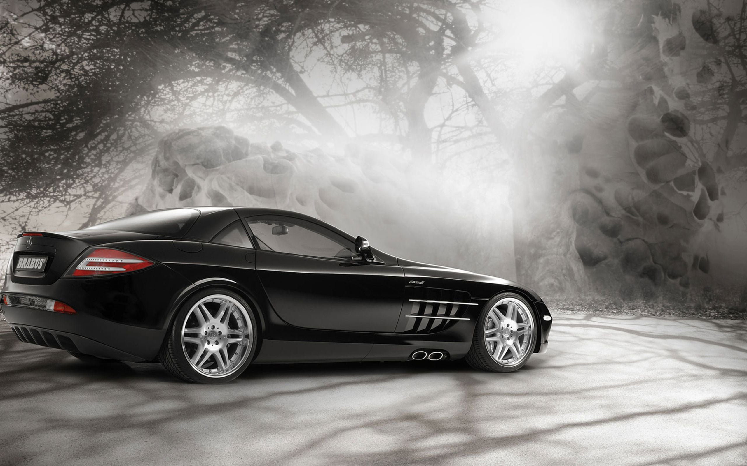 Mercedes SLR  № 1374410  скачать