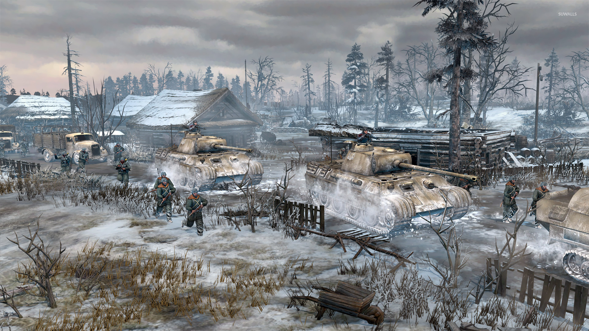 Free Download Games Company Of Heroes Company Of Heroes 2