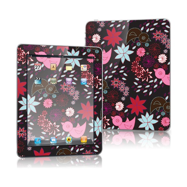 iPad skins iPad 1st Generation Tweet skin for iPad 1st Generation 600x600