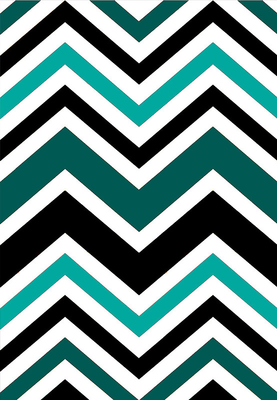 Retro Zig Zag Chevron Pattern by Medusa81 Redbubble 554x800