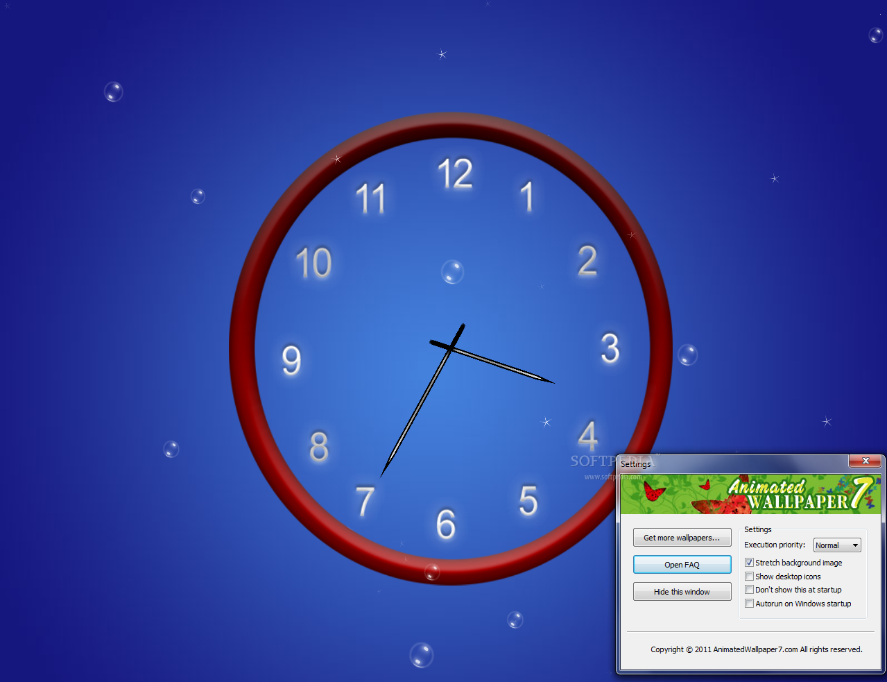 Time Clock MTS
