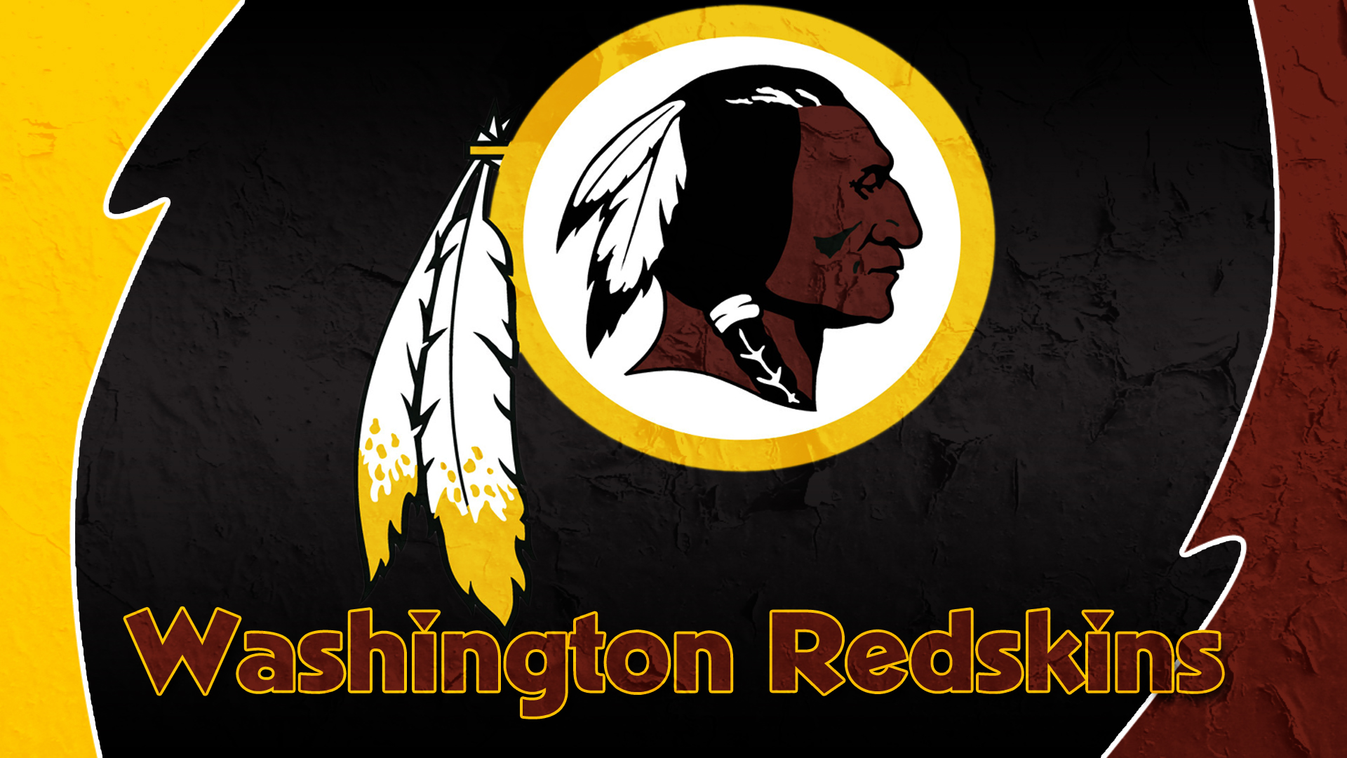 washington redskins wallpaper by rebleached fan art wallpaper other 1920x1080