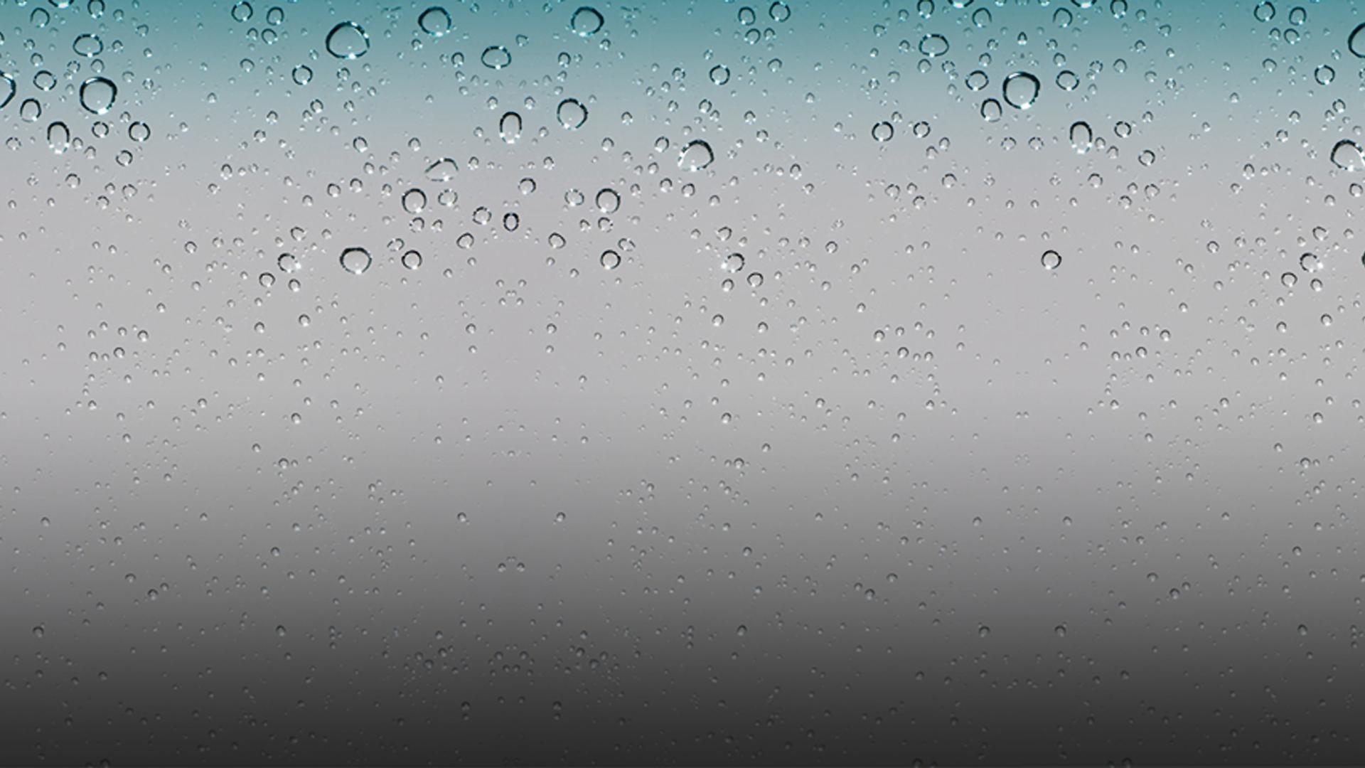 50 Ios Water Droplet Wallpaper On Wallpapersafari