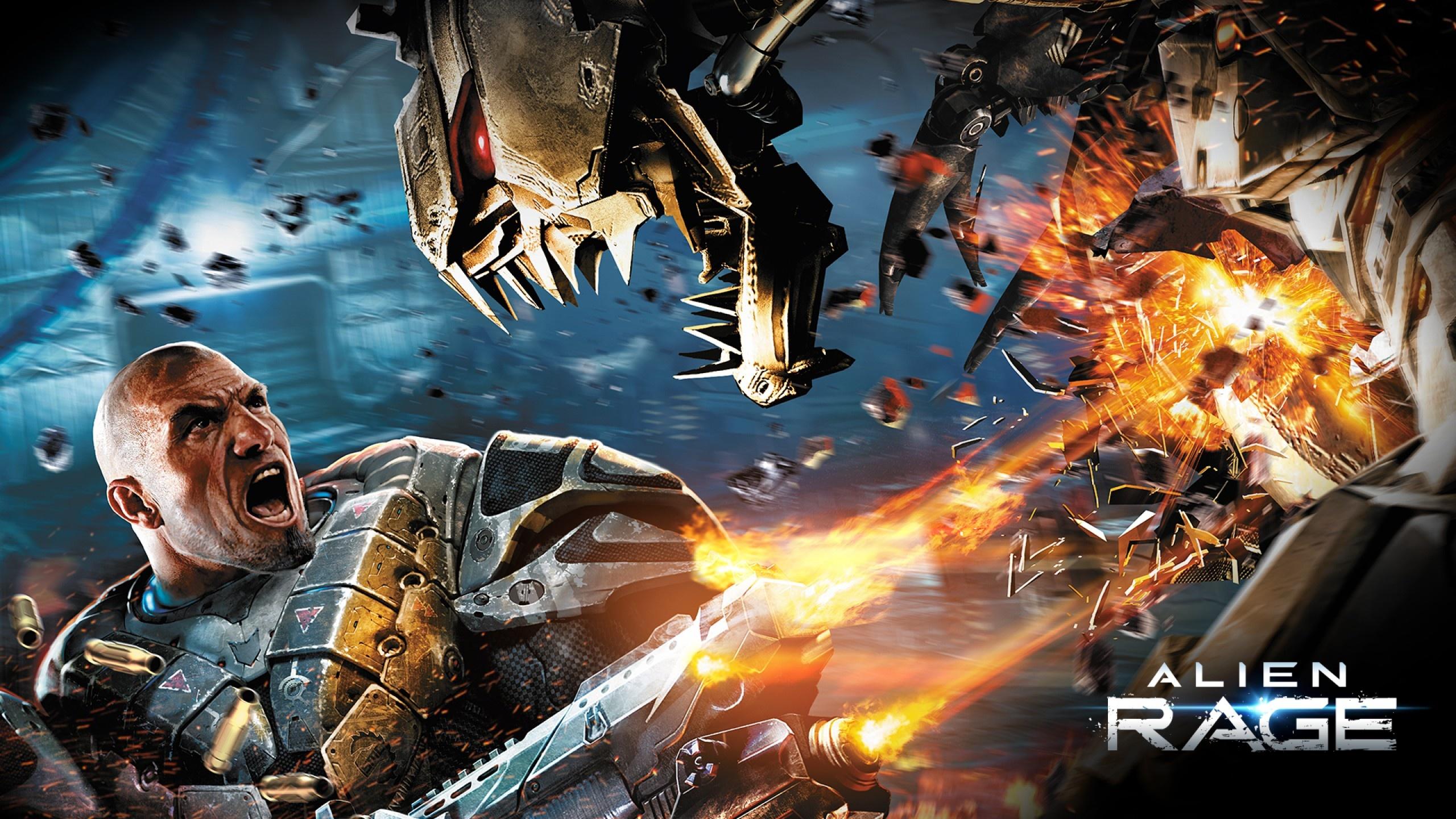 Alien Rage Game Wallpapers   2560x1440   1210133 2560x1440