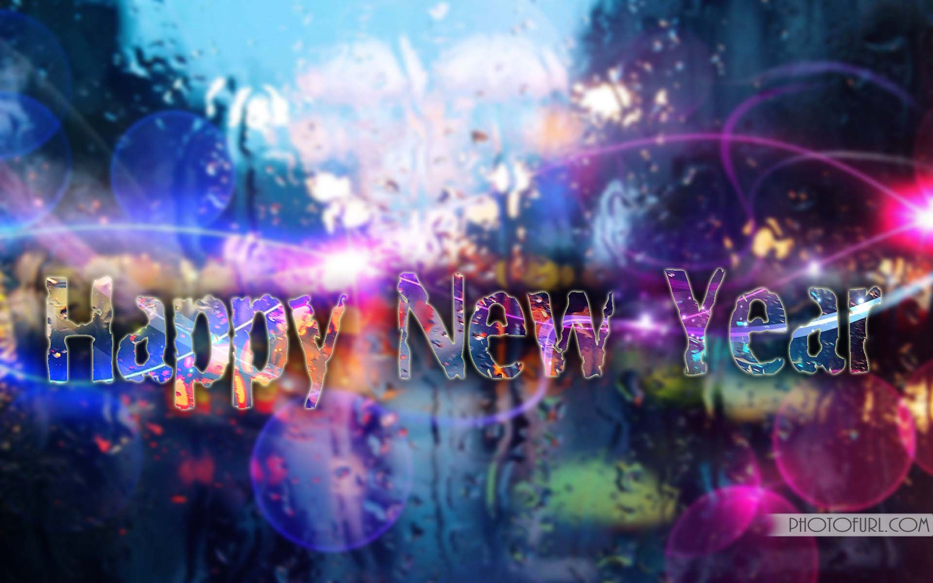 New Years Screensavers and Wallpaper 1920x1200