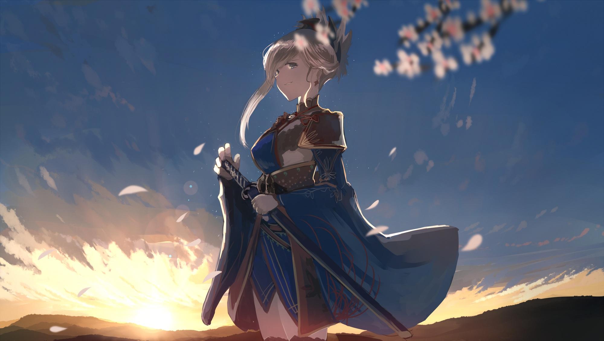 Miyamoto Musashi HD Wallpaper Background Image 2000x1130 ID 2000x1130