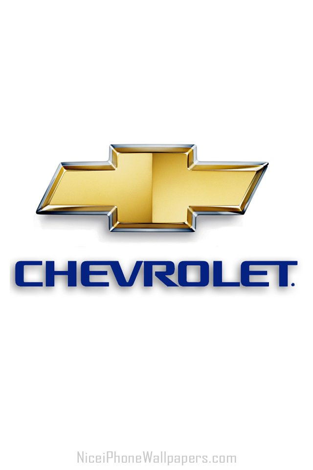 Wonderful Download Chevrolet logo HD for iPhone 4 640 x 960 86 kB 640x960