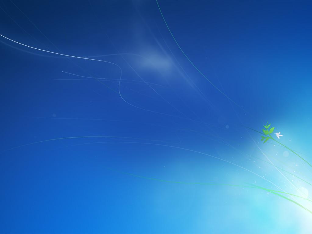 Windows 7 Starter image log in background by Windows7StarterFan on 1024x768