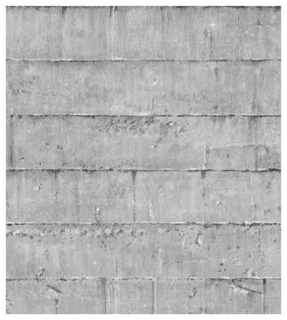 Concrete Block Full Pattern Wallpaper   Industrial   Wall Decals   by 574x640