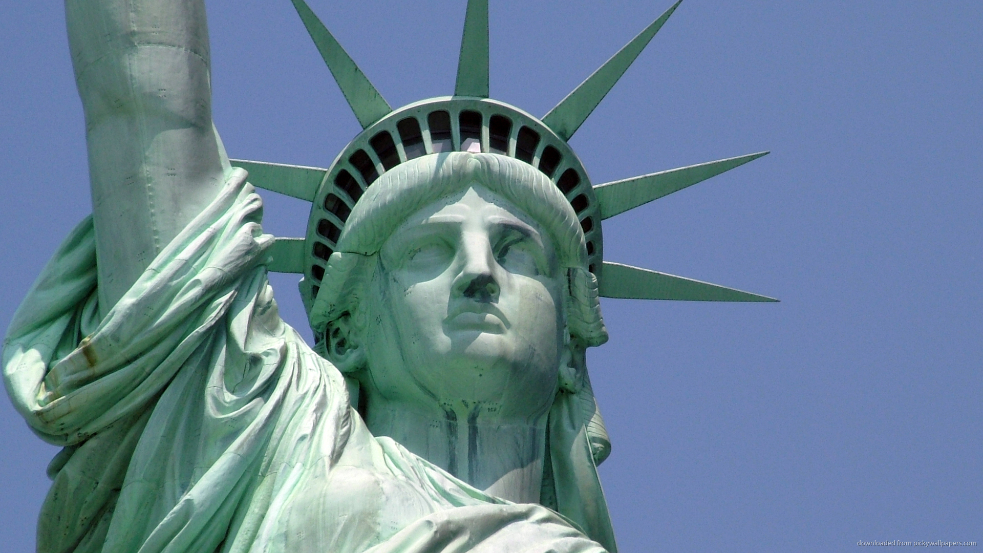 Statue Of Liberty Front Wallpaper   Travel HD Wallpapers 1920x1080