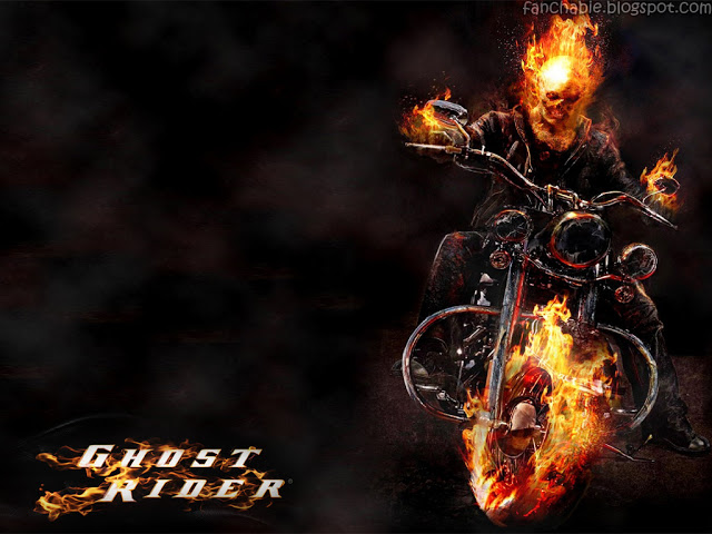 ghost rider movie wallpaper 1 ghost rider movie wallpaper 2 ghost 640x480