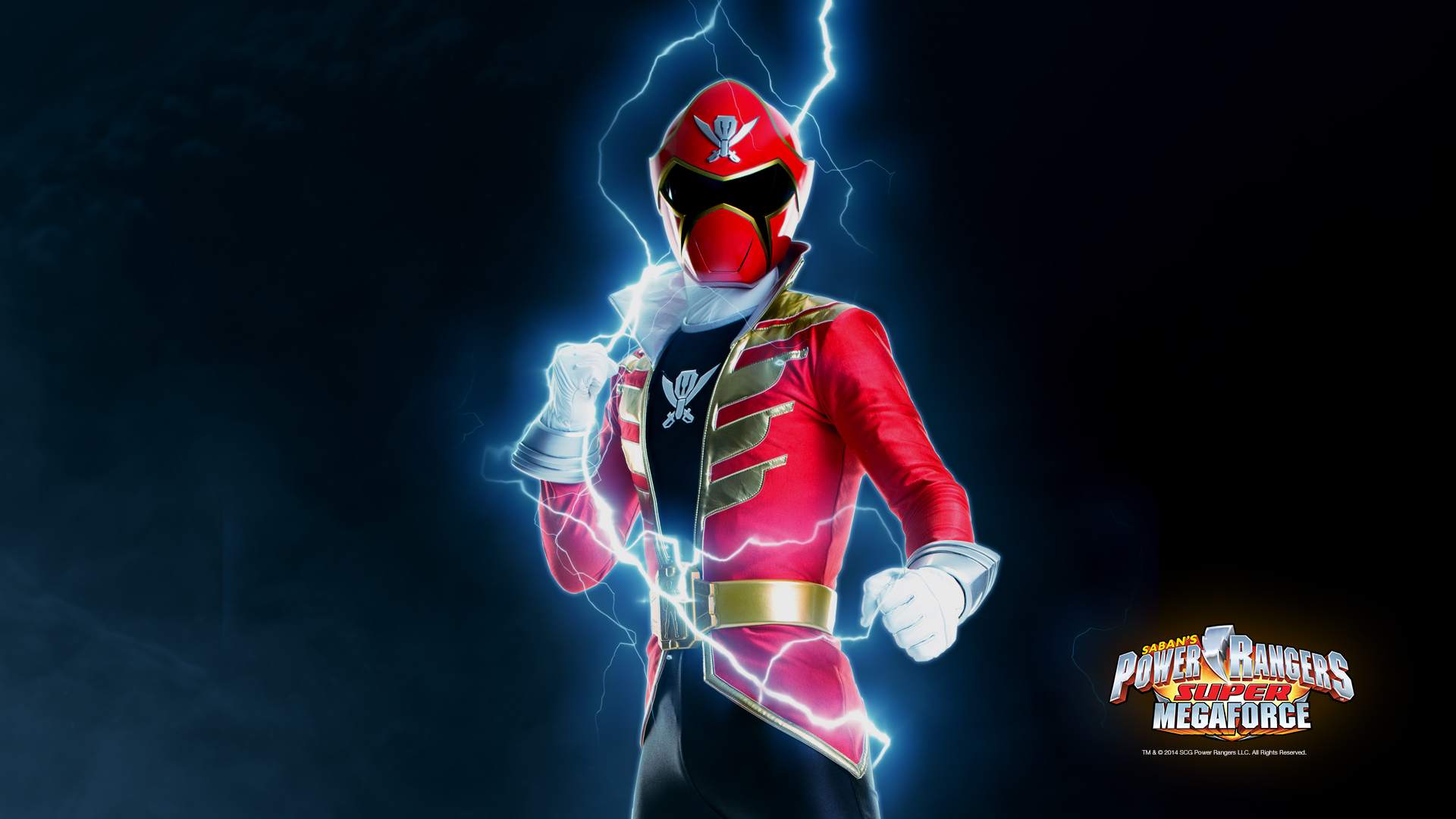 Red Power Ranger Wallpaper - WallpaperSafari