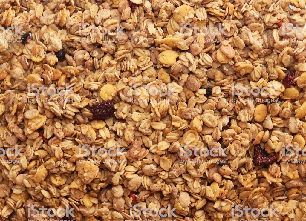 Muesli Breakfast Background Organic Crunchy Homemade Granola 1024x740