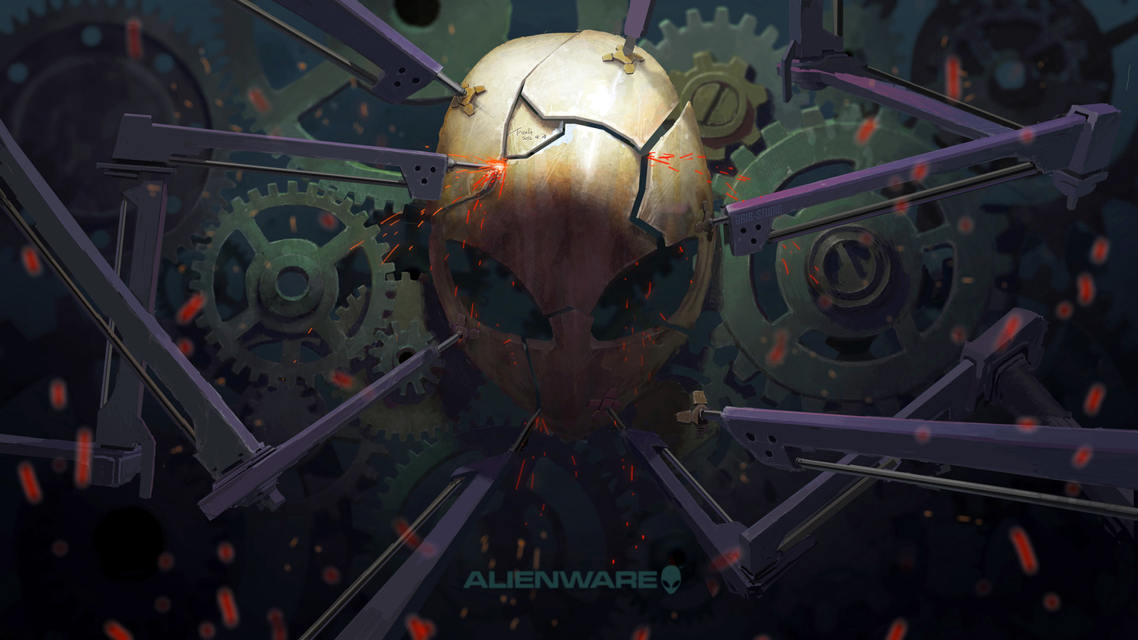 alienware alpha wallpaper - wallpapersafari